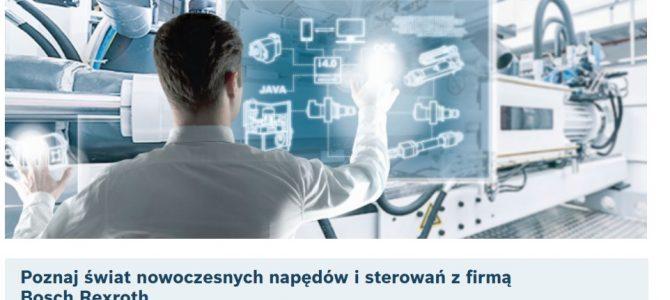 """Spotkanie z firmą Bosch Rexroth:  """"TechDay– Inżynieria Przyszłości"""""""